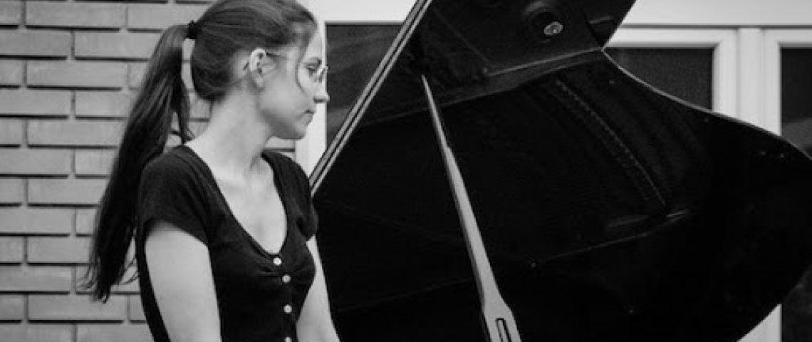 Récital Hélène FOUQUART, piano - La Grange aux Pianos