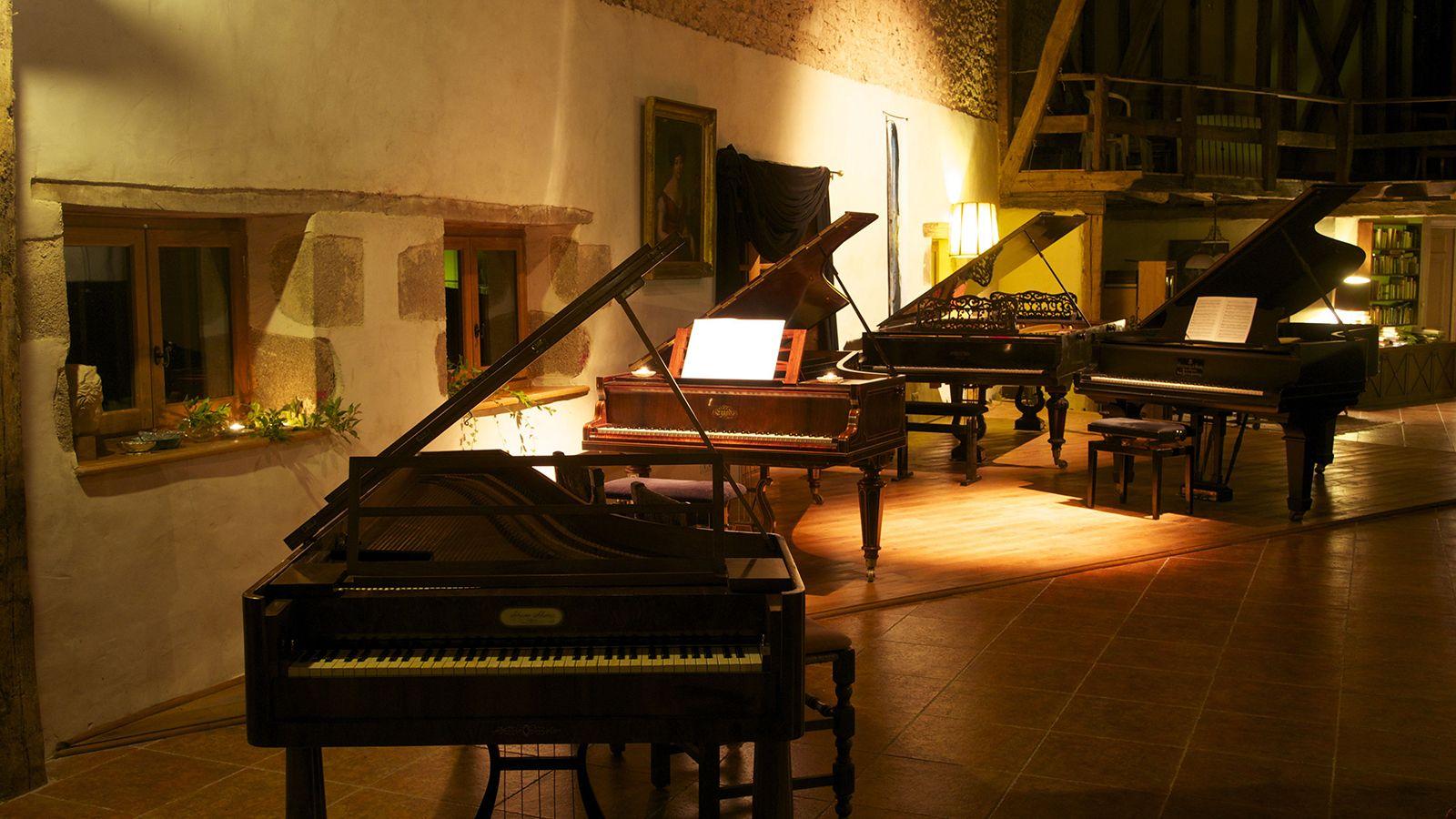La Grange aux Pianos