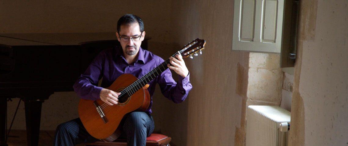 Récital Pablo Marquez, guitare - La Grange aux Pianos