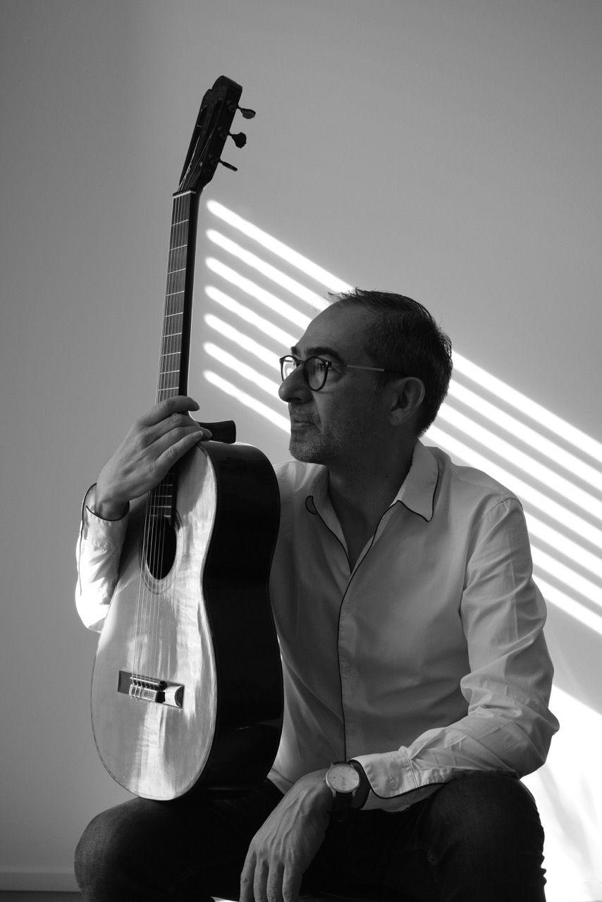 Pablo Marquez - Guitare