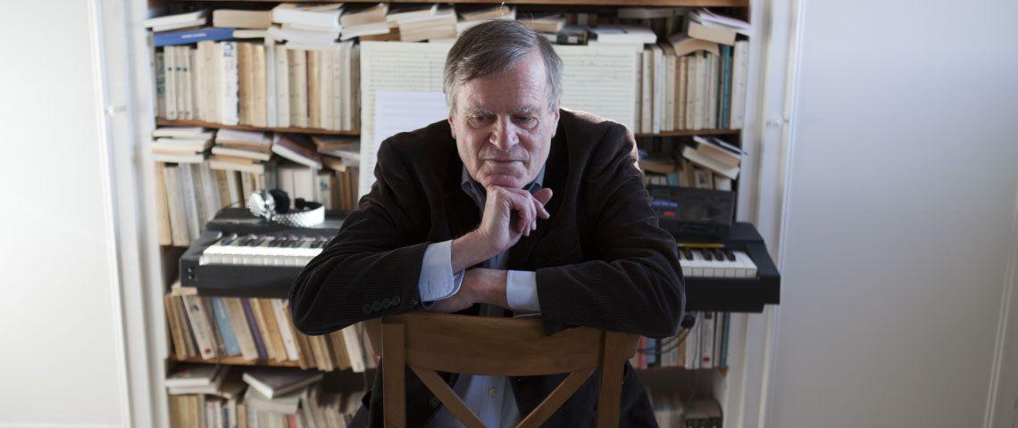 Portrait de Philippe HERSANT (en présence du compositeur)