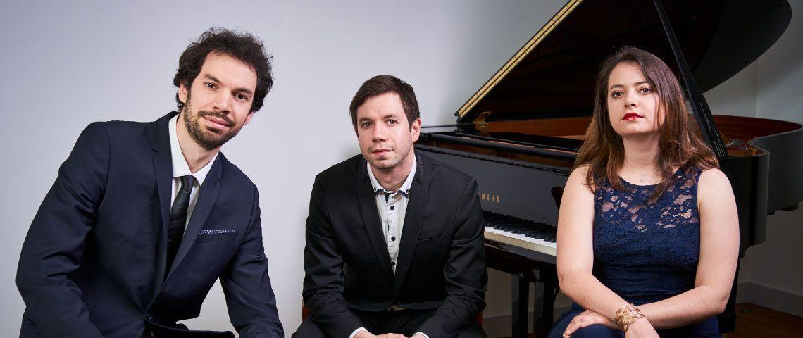 Trio Metral - La Grange aux Pianos