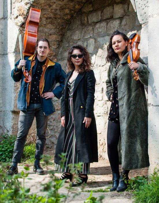 Trio Nedle