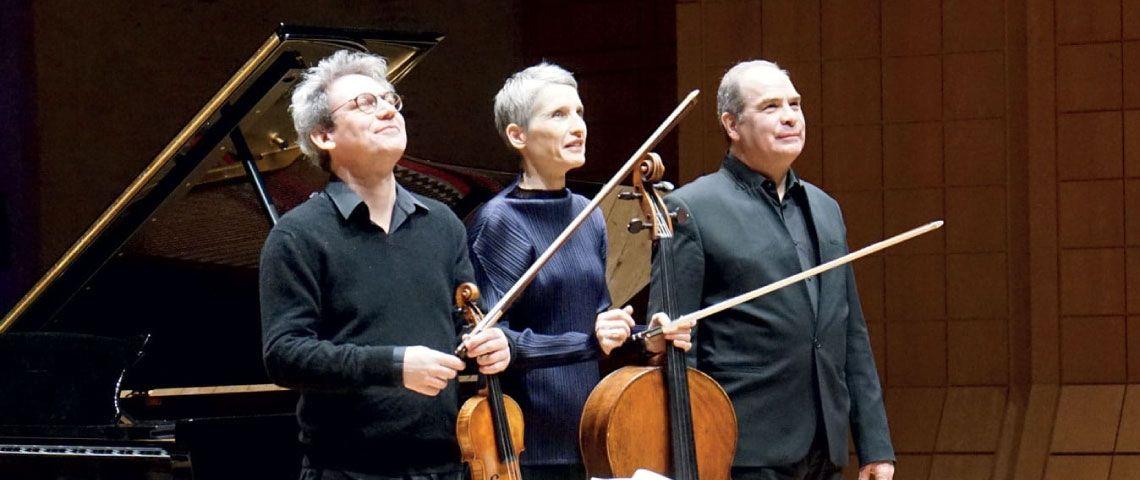 Les Trios de BEETHOVEN - La Grange aux Pianos