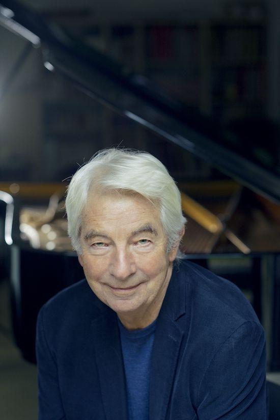 Jean-Philippe Collard © Jean-Baptiste Millot - la Grange aux Pianos