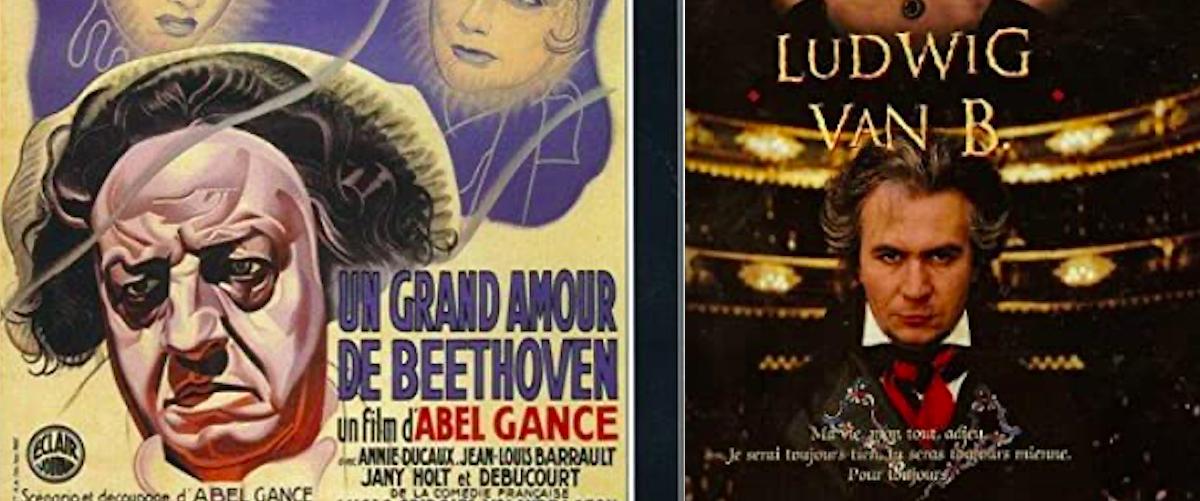 Un Amour de Beethoven de Abel Gance et Ludwig Van B. de Gary Oldman - la Grange aux Pianos
