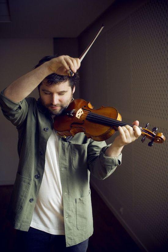 Mathias Lévy - la Grange aux Pianos